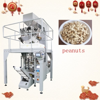 High Speed Cashew Nuts/Raisin/Peanuts/Seeds Snack packaging machines