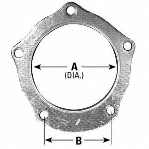 AP Exhaust Products 9039 Catalytic Converter Gasket