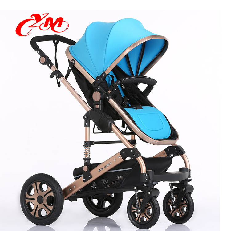 2015 New Model Top Quality Best Seller baby stroller/Double pusher stroller baby/Passed EN1888 good baby stroller 3 in 1
