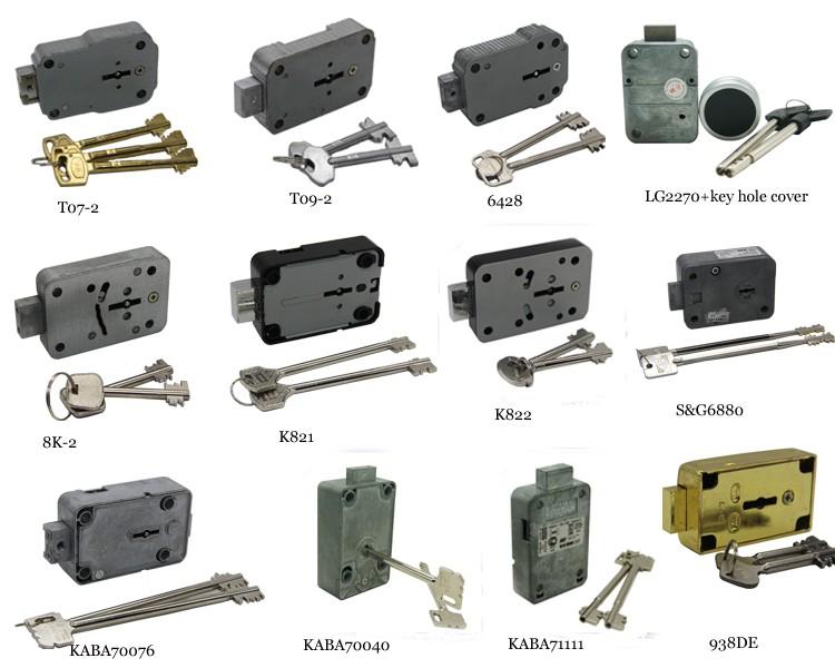how to open vault locks lock box