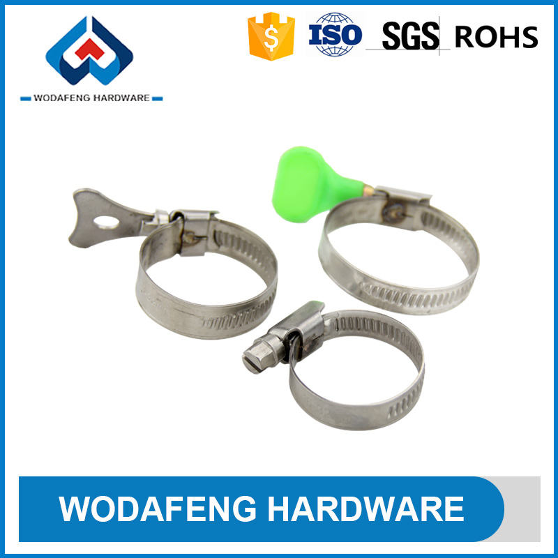 German Type Brand-name Parts Manufacturer & Supplier & Exporter squeeze hose clamps