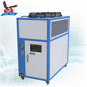 Hongsai Air Cooled Industrial Chiller Scroll Water Chiller Machine
