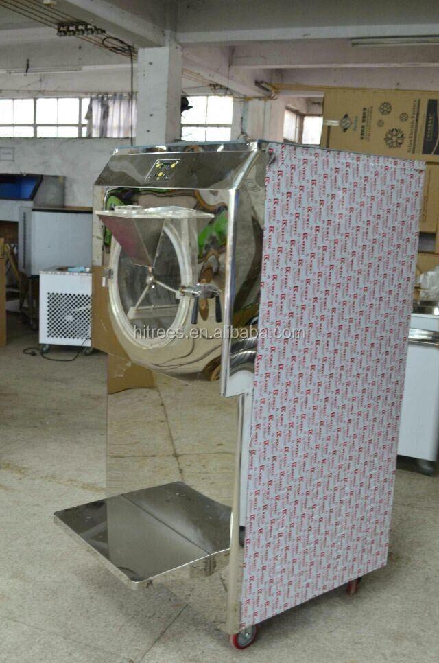Italian Gelato Batch Freezer Batch Hard Ice Cream Machine