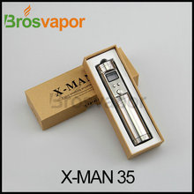 2014 New product e- cig X-MAN MOD 26650 battery 35W ecig