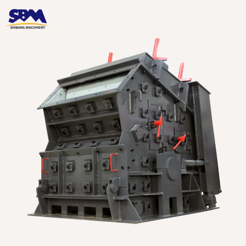 SBM High Reliable Operation CE Certified Low Price PF Series Calcite Stone Crushing Plant