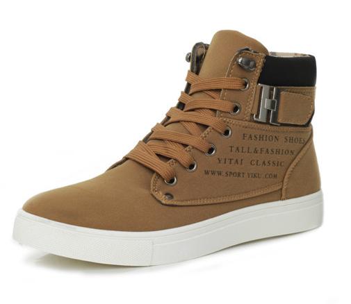 214d62d7afd 2015 caliente Zapatos de los hombres Zapatos Tenis Masculino hombre de moda  de otoño de cuero