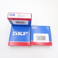 Best Price Original SKF Rubber Sealed 6209-2RS1 Deep Groove Ball Bearing