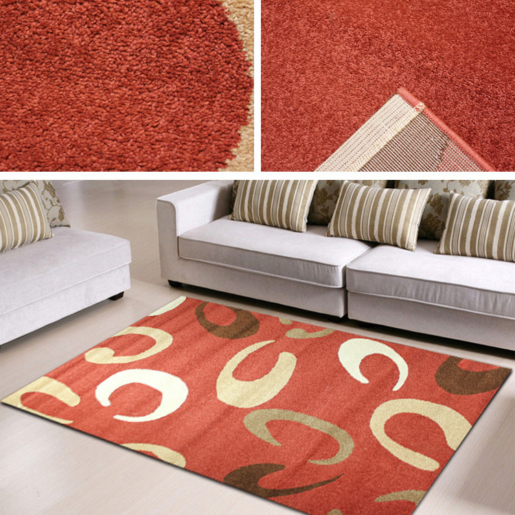 on low price pp carpet modern with high quality