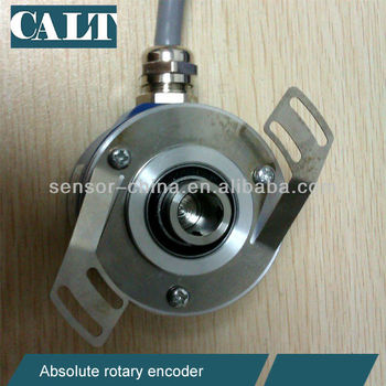 Absolute Position Encoder Multi-turn Blind Hollow Shaft Encoder - Buy  Absolute Position Encoder,Multiturn Position Absolute Encoder,Blind Shaft