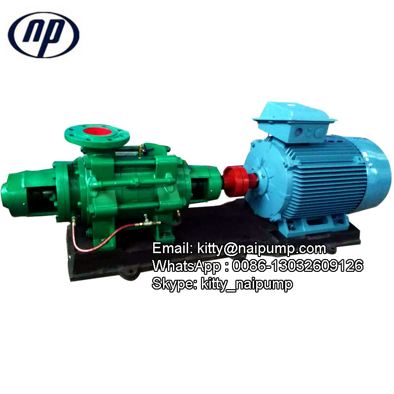 D DG series Multistage Centrifugal Water Pump