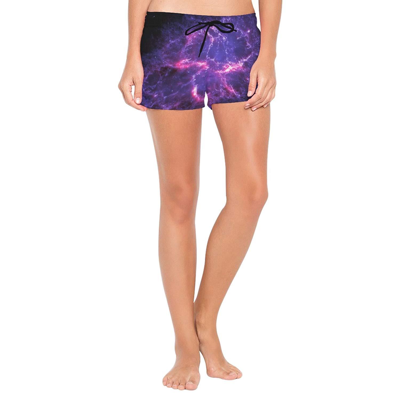 1a7df946aa BingGuiC Boys Quick Dry Shorts Swim Boys Colored Geometric Fashion Swim  Trunks