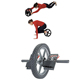 China Factory Cheap AB Power Wheel Fitness With Hand Foot Grips