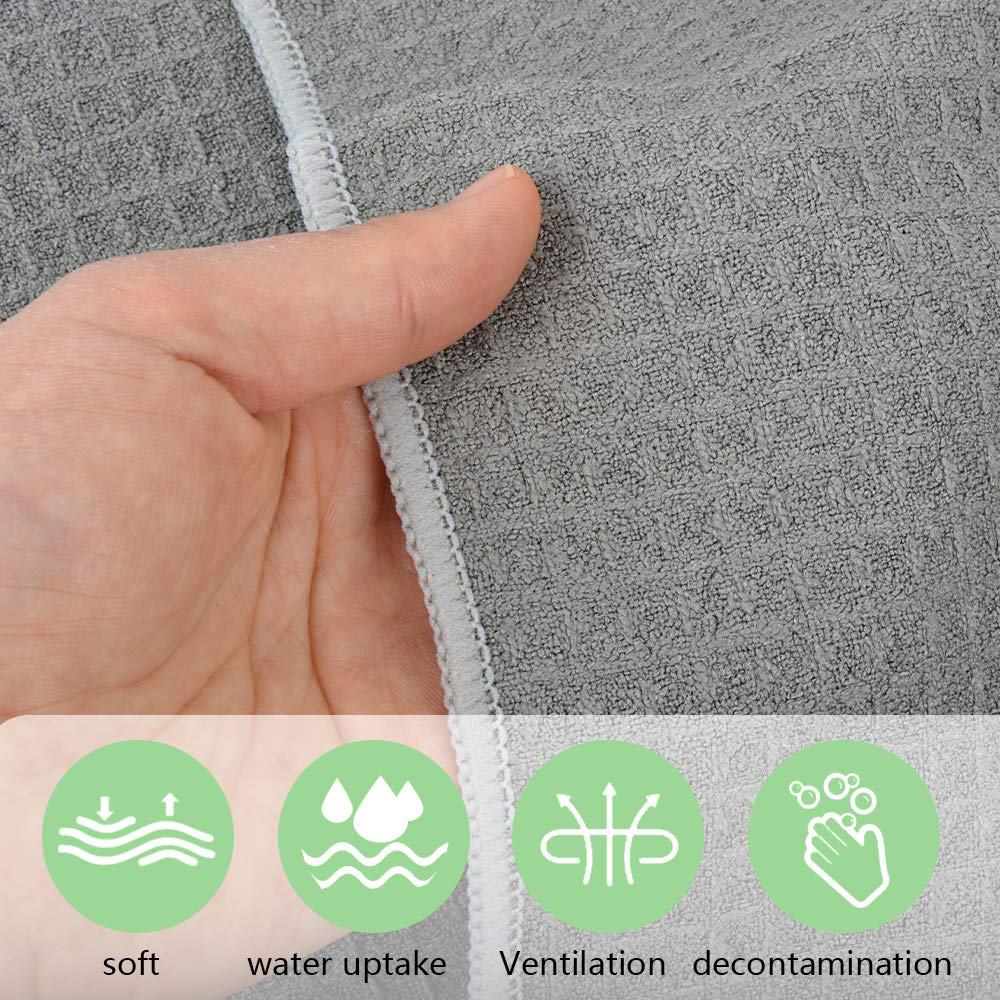 High Quality Multifunctional Microfiber Cleaning Cloth