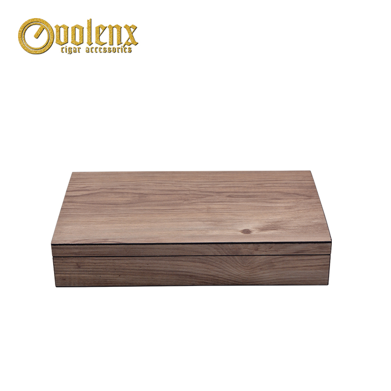 Wood Custom Made Cigar Boxes Wholesale Blank Cigar Boxes Manufacture