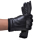 Cheap sensitive man genuine leather driver motorcycle gloves