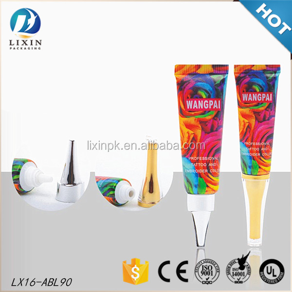 Wholesale different kinds of cosmetic packaging tube