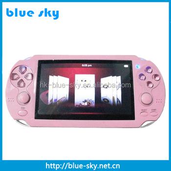 Free mp4 player game download arcade game dual rocker 4. 3 inch.