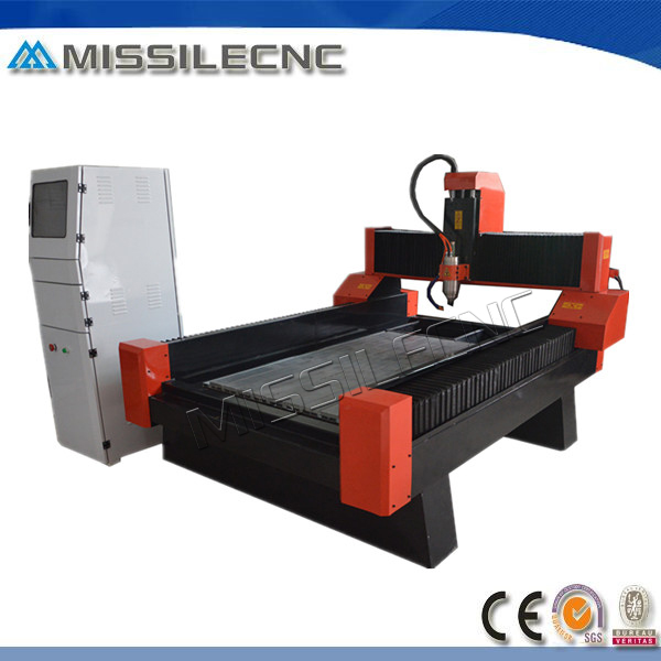 China 3kw spindle granite marble stone engraving 4*8ft cnc router