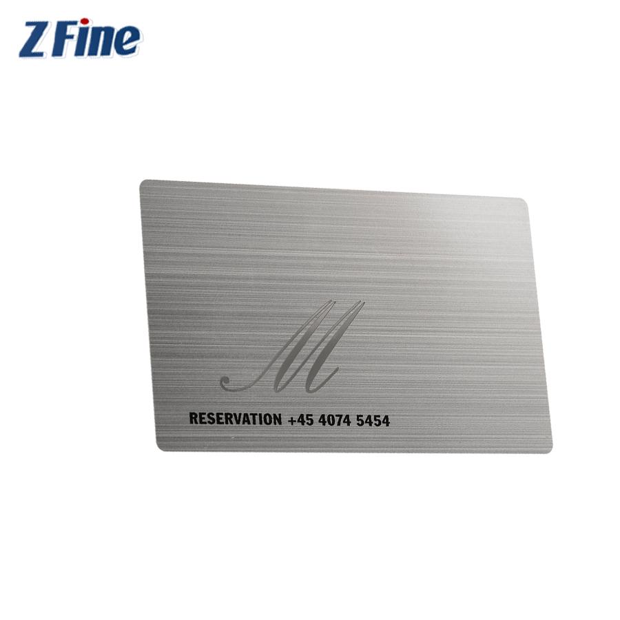 Oem Custom ätzen Gebürstet Wirkung Edelstahl Metall Visitenkarte Buy Nach ätzen Gebürstet Metall Karte Edelstahl Metall Visitenkarte Metall