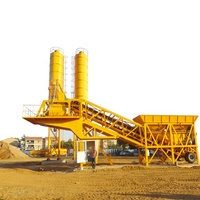 concrete batching plant specification YHZS25 universal batching plant pune price