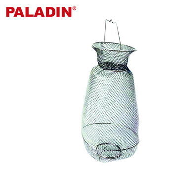 PALADIN Collapsible Feeder Strong Wire Bait Fishing Keep Basket Nets / Cage