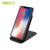 10W 3 Coils Foldable fast Qi Wireless Charger Pad Charging Stand  for cellphone