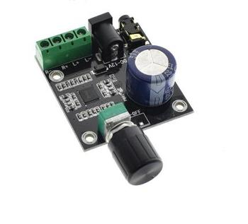 Super Slim 2 X 15w Pam8610 Class D Digital Dual Power Audio Amplifier Board  12v Black - Buy Blue-tooth Audio Amplifier Board,12v Dc Power Amplifier