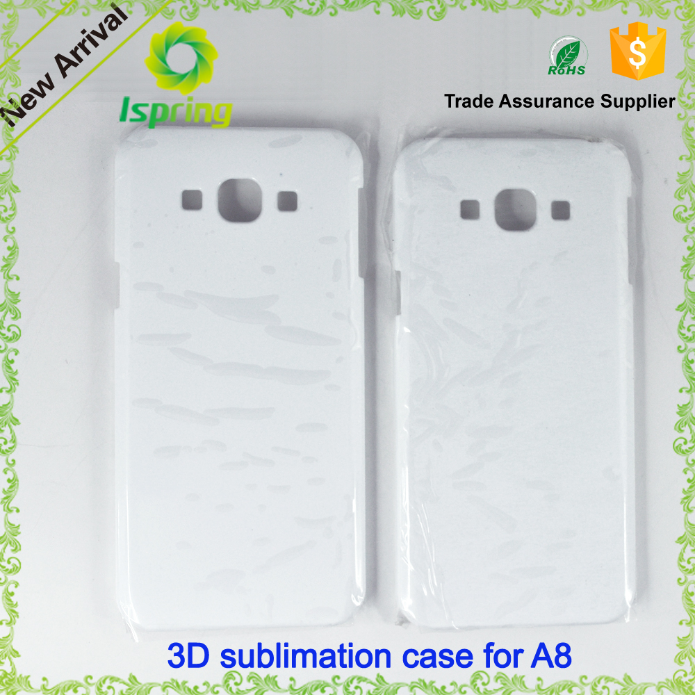 For iPhone Sumsung Blackberry blank 3D sublimation cell phone cases