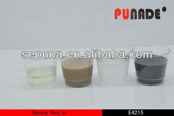 Epoxy Potting Sealant for electric tools and high thermal conductivity packaging protection product