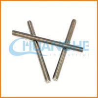 Factory wholesale zinc plated din975 thread rod full thread