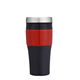 China factory price drinking glass plastic lid BPA free metal travel mug