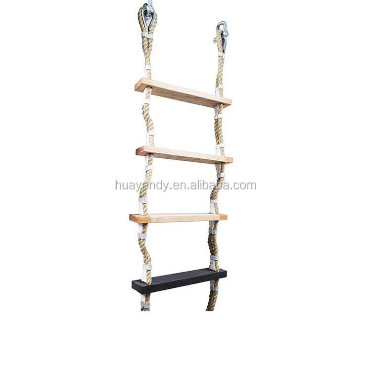 China manufacture special folding boat ship pilot ladder marine
