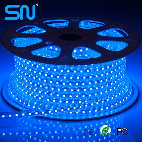 Long lifespan RGB Color led strip light 60 led/m DC12V