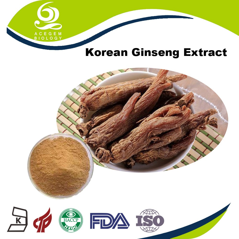 2017 New 6 Year Old Korean Red Ginseng Extract Pill with Red Ginseng Extract For Sale