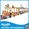 High quality amusement park electric mini trains