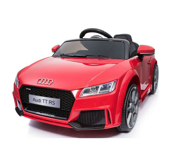 Newest Licensed Ride On Car Rc Audi Tt Rs Toy Car For Kids To - Audi electric toy car
