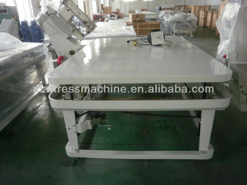 Tape edge machine used mattress sewing machine