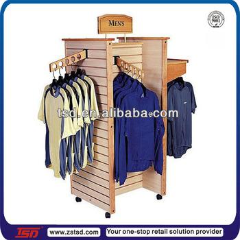Fashion 4 Home tsd w1309 fashion 4 way clothing display rack shop furniture garment