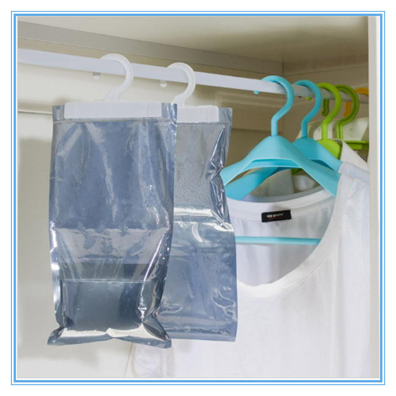 Humidity Absorb Hanging Mildew Removal Closet Dehumidifier Bag