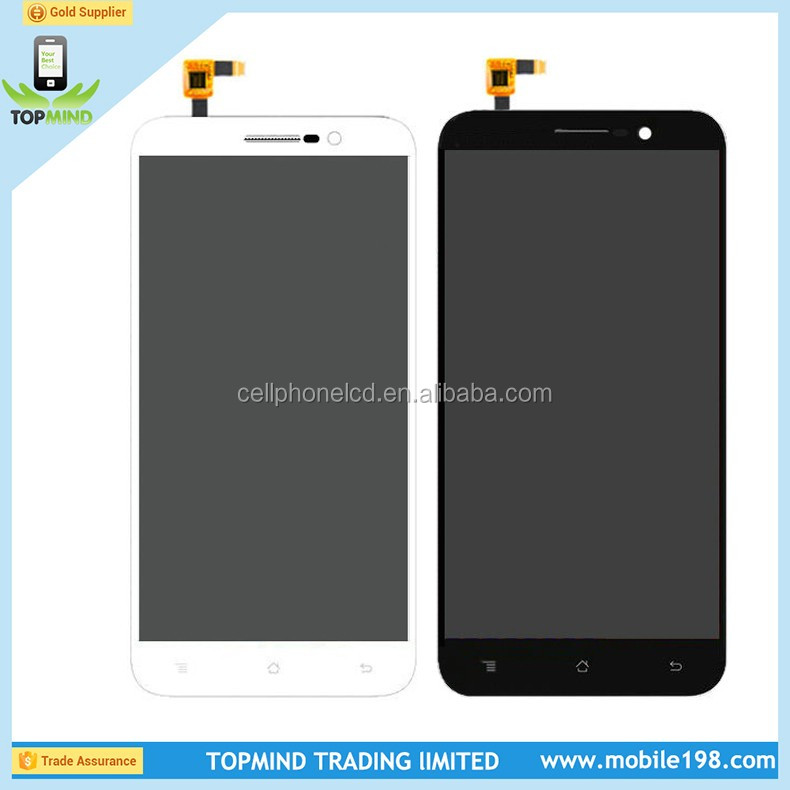 100% QC Passed for Blu Studio 6.0 LTE Y650Q LCD Screen with Digitizer Touch
