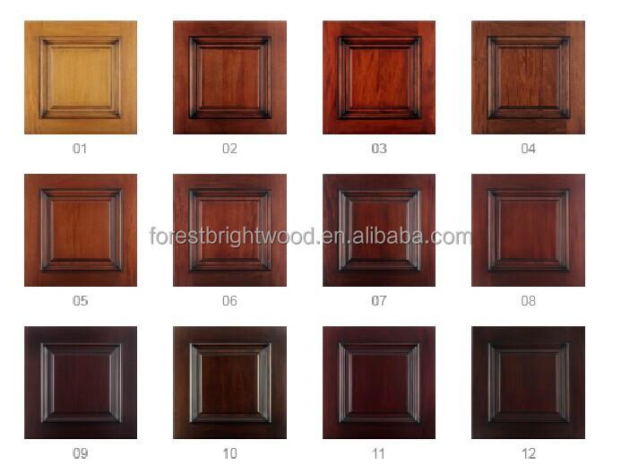 Pintura de chapa colores madera puerta plana flush puertas - Colores para puertas de madera interiores ...