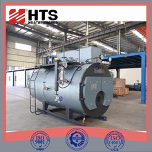 China top boiler manufacturer 6 ton steam output fuel oil gas boiler for steel & iron factory