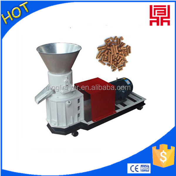 guinea corn process use pelletizer equipment as animal food