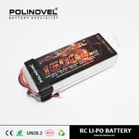 6 Cell 22.2V 16000mah lipo battery pack for rc multi-rotor multicopter