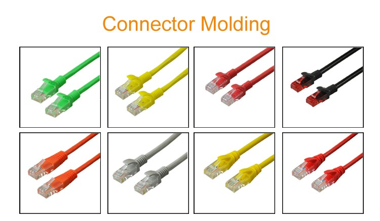 SIPU RJ45 UTP FTP Cat6 Cat6e Ethernet Network Cable Patch Lan Cable 0.25m 0.5m 1m 2m 3m 5m 6m 10m 20m 30m 40m 50m