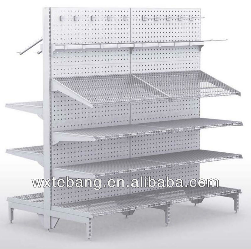 supermarket shelf/etagere/rack/stand/frame/tebang shelf