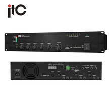 ITC T-10ALP Mixing Amplifier 240 Watt 7A Induction Loop Sound Amplifiers for the Deafness