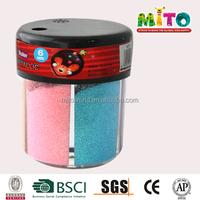 Heat resistant ultra fine glitter