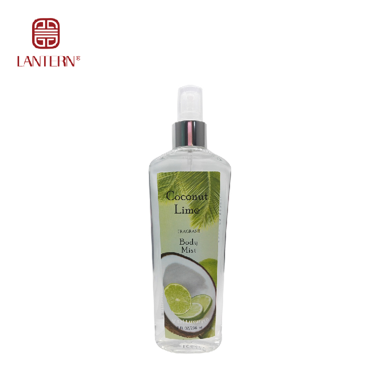 Private Label Body Mist Shimmer Body Mist Parfum Body Spray
