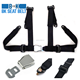 low-cost durable bride 4 points harness racing seat belt Same-day service